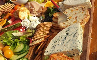 Platters – Edible Art?